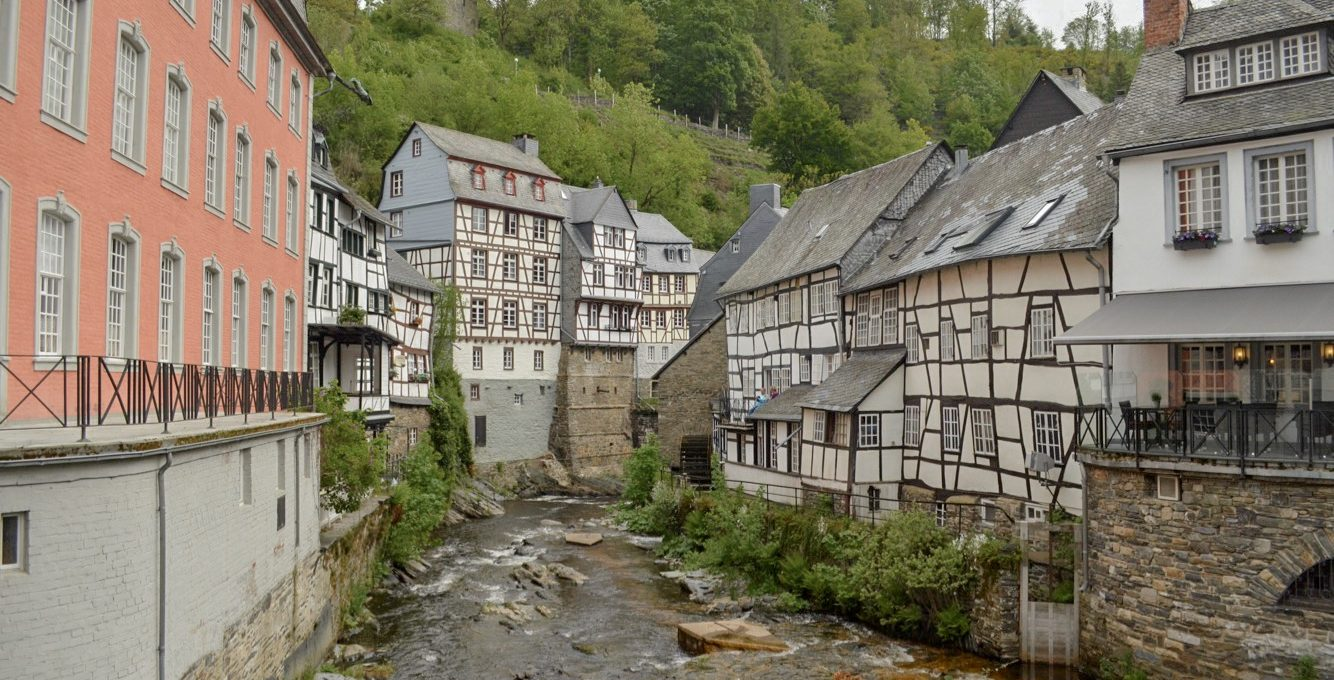 Germany – A Fairytale Town called Monschau