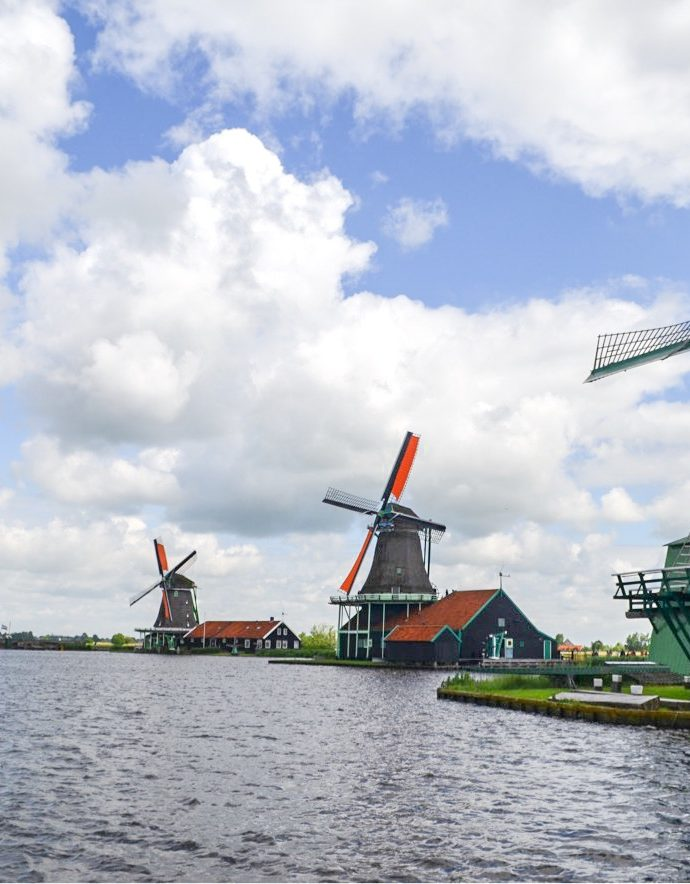 Netherlands – Day trip to Zaanse Schans, Zaandam, Edam and Volendam